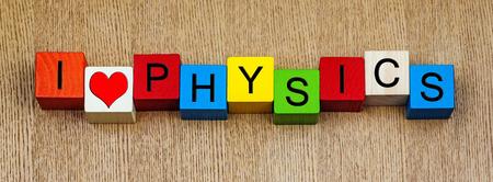 Ik houd van Fysica