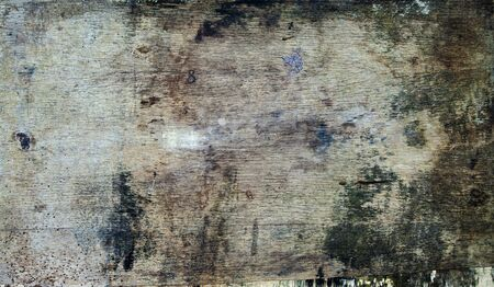 gunk: Abstract patterns in wooden grunge  vintage background texture. Stock Photo
