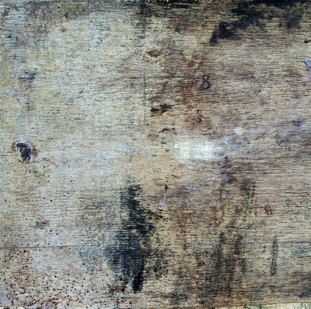 gunk: Abstract patterns in wooden grain and grunge, vintage background texture - square.