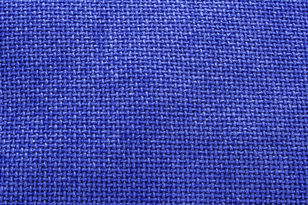 canvass: Bright blue woven material  textile background texture - large file.