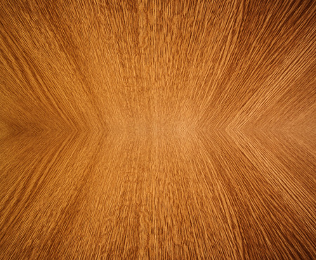 mirror image: Wood grain mirror image, abstract background texture with diminishing perspective  depth  motion effect. Stock Photo