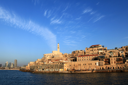 jewish houses: The Port Of Jaffa