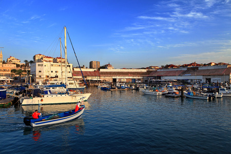 jewish: The Port Of Jaffa