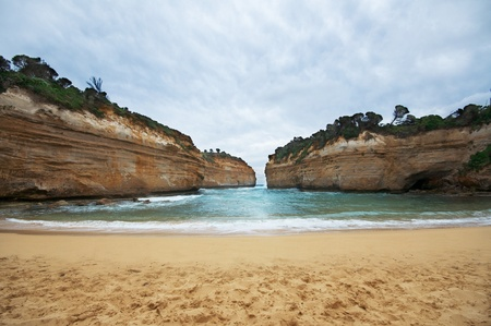 Loch Ard Gorge, Great Ocean Road, Australia photo