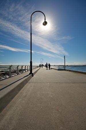 st kilda: St  Kilda Beach, Melbourne, Australia