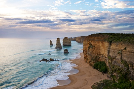 Twelve Apostles, Great Ocean Road, Australia Stock Photo - 13224016
