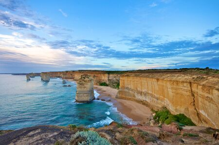Twelve Apostles, Great Ocean Road, Australia Stock Photo - 13224055