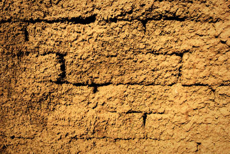 Abstract background with old brick wall