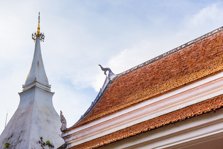 ancient pagodas Wat Pha Tas Sri Song Ruk temple