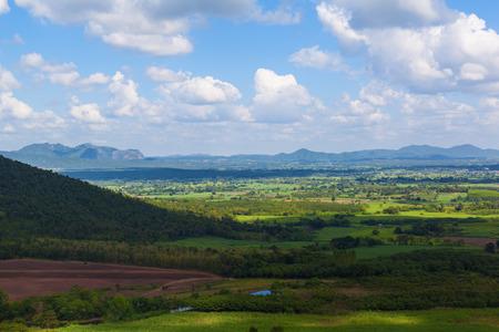 mountain landscape Banque d'images