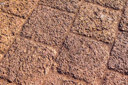 Pierre, texture ou background, chaussée de pierre Banque d'images - 37615848