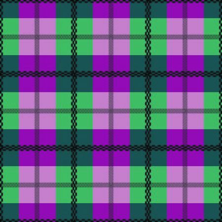 purple green checkered seamless repeat pattern. best for table cloth and mens shirts.