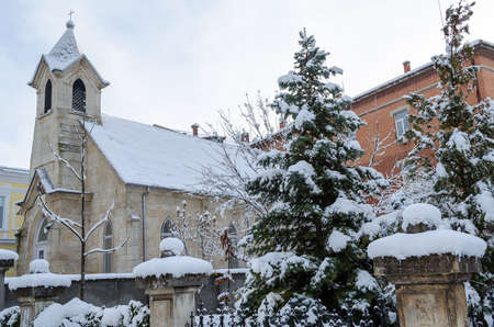 evangelical: Evangelical Lutheran Church of Jesus in Rousse Bulgaria