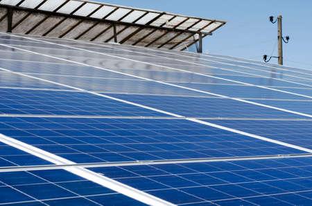 energy production: Solar panels for renewable energy production
