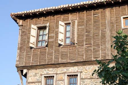 dwelling: Classic dwelling at old town Sozopol , Bulgaria