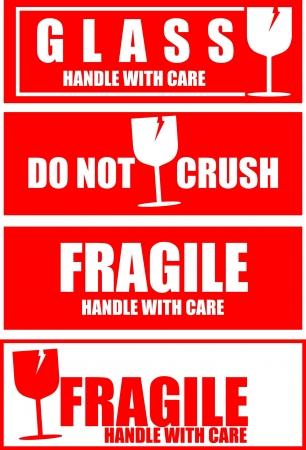 fragile: Fragile,sticker