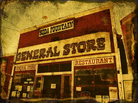 general store: General Store Stock Photo