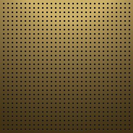 pegboard: Blank brown pegboard background