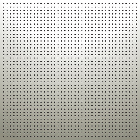 perforated: White Pegboard in workshop Background