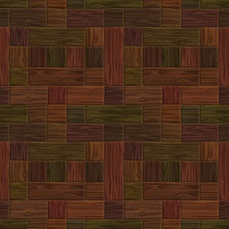 parquet: Wood parquet floor seamless background