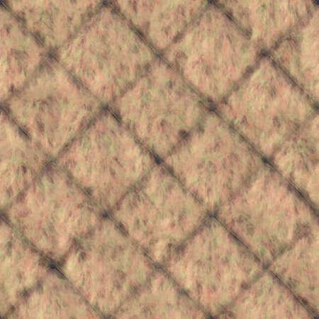 fur: fur texture generated. Seamless pattern. Stock Photo