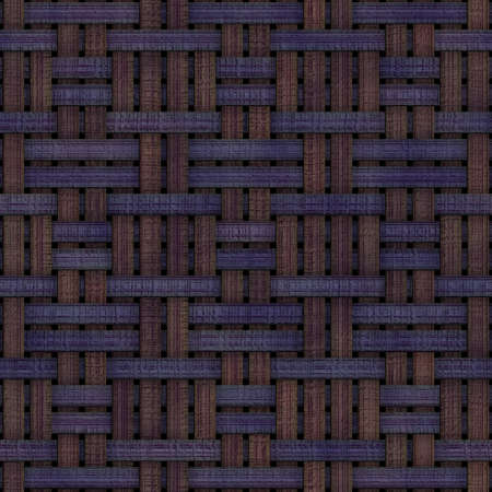woven: woven texture generated. Seamless pattern. Stock Photo
