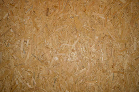 Pressed wood chipboard texture.