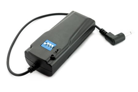 Wireless flash receiver for a SLR camera.  photo