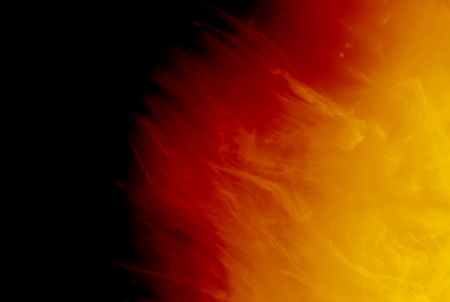 Abstract Dark Orange Gradient Background Stock Photo Picture And