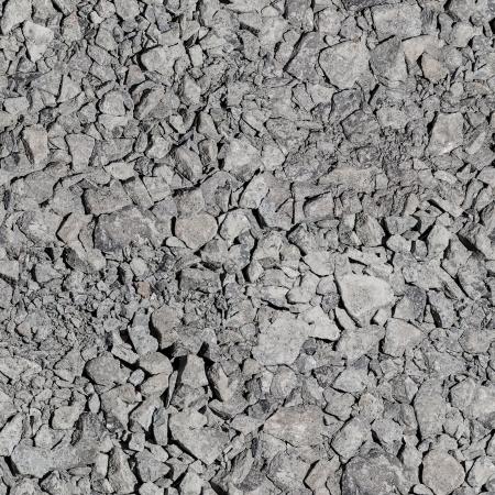 Seamless tileable texture. Gravel.