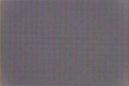 Matrix of modern display  Macro  photo