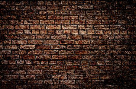 textured wall: Grunge textured brick wall.