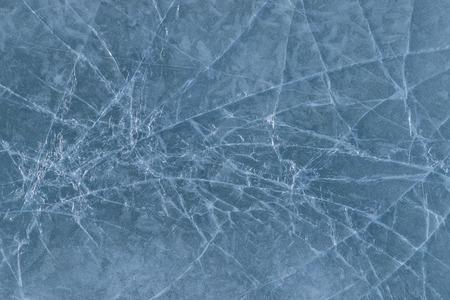 fareast: Texture of ice of Sea of Japan.