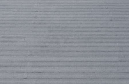 flat roof: Flat roof. Texture background.