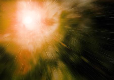 Speed of light - abstract background. Фото со стока