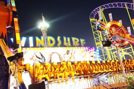 reliant stadium: Houston, Texas - feb 24 - 26, 2011: Houston livestock Show and Rodeo. Worlds Championship Bar-B-Que Contest Editorial
