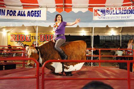 Houston, Texas - feb 24 - 26, 2011: Houston livestock Show and Rodeo. World's Championship Bar-B-Que Contest Stock Photo - 9350687