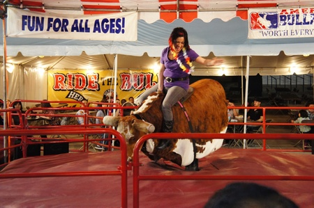 Houston, Texas - feb 24 - 26, 2011: Houston livestock Show and Rodeo. Worlds Championship Bar-B-Que Contest