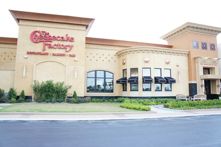 Houston, Texas - Saturday 20th August 2011 : The Cheesecake Factory Restaurant at Memorial City Mall Stock Photo - 10379703