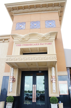 Houston, Texas - Saturday 20th August 2011 : The Cheesecake Factory Restaurant at Memorial City Mall