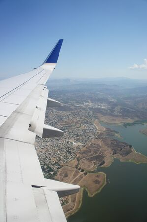 Coastal line of San Diego from above photo