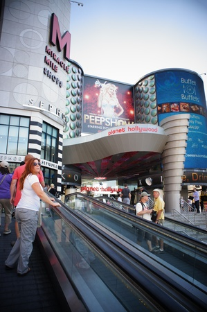 unincorporated: Las Vegas, Nevada - September 1 2011 : Planet Hollywood Las Vegas, is a casino resort on the Las Vegas Strip, in the unincorporated locale of Paradise, Nevada, United States. Westgate Resorts operates the condo portion of the property, known as PH Towers  Editorial
