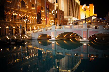 Las Vegas, Nevada - September 1 2011 : The Venetian Las Vegas Casino, Hotel and Resort in Las Vegas, Nevada