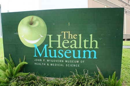 Houston, Texas - September 17, 2011 : The 15th Annual Museum District Day with free day in the Houston Museum District. John McGovern Museum of Health and Medical Science is one of them that waived their general admission fee Stock Photo - 10986638