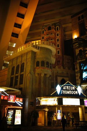 Las Vegas, Nevada - September 2 2011: Luxor Hotel and Casino Hotel - Las Vegas - United States
