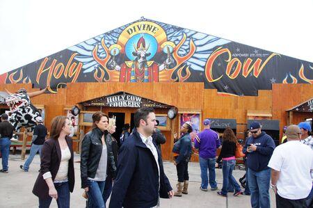 Houston, Texas - fevereiro 24 a 26 de 2013 Houston Livestock Show and Rodeo Mundial