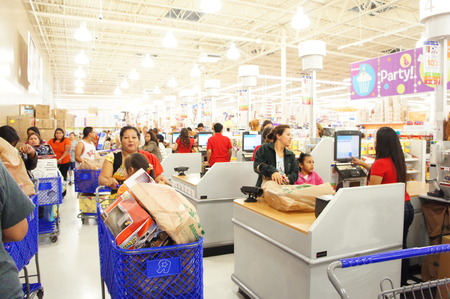 Houston, Texas - Nov 23 2012   TOYSRUS� TO KICK OFF ITS BIGGEST BLACK FRIDAY EVENT AT 8PM ON THANKSGIVING NIGHT WITH MORE THAN 200 INCREDIBLE DOORBUSTERS Editorial