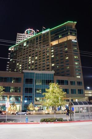 Houston, Texas - Nov 23, 2012 A Westin Houston, Memorial City