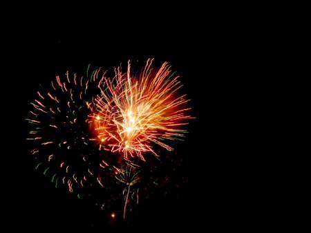 Fireworks Valencia in Fallas Holidays Night event