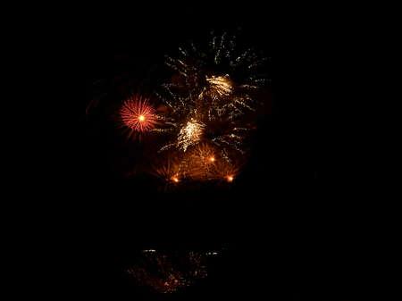 Fireworks Fallas Valencia